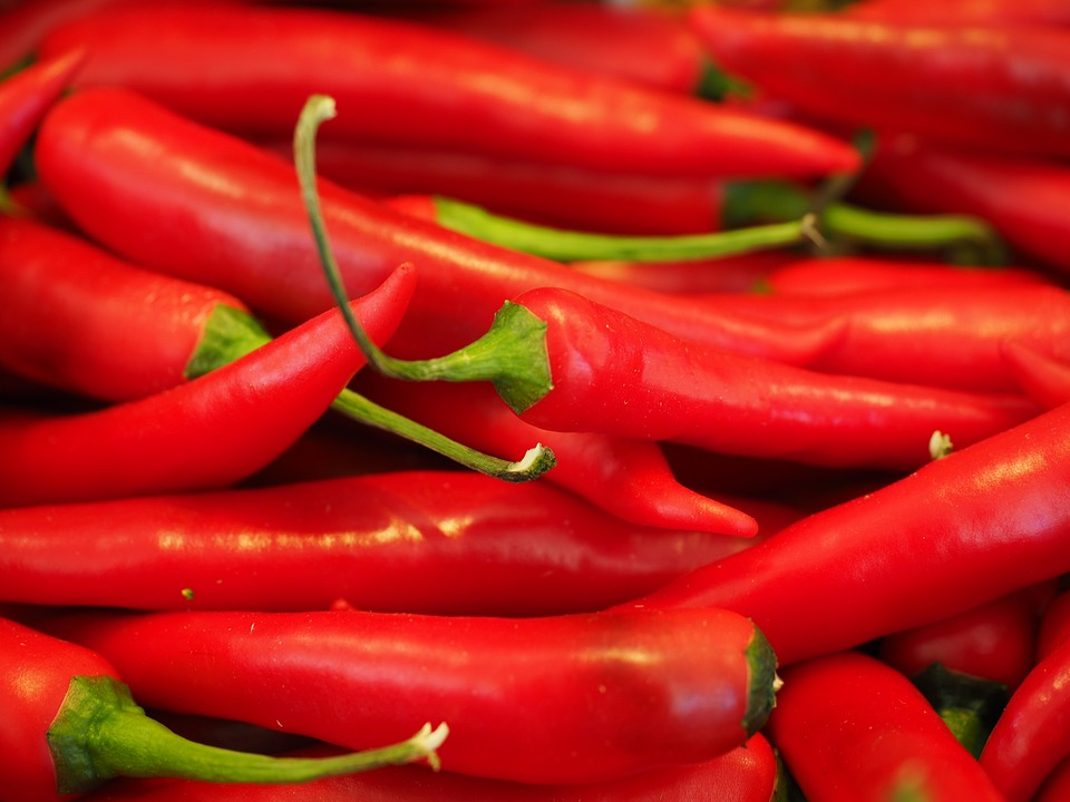 The Science of Spicy