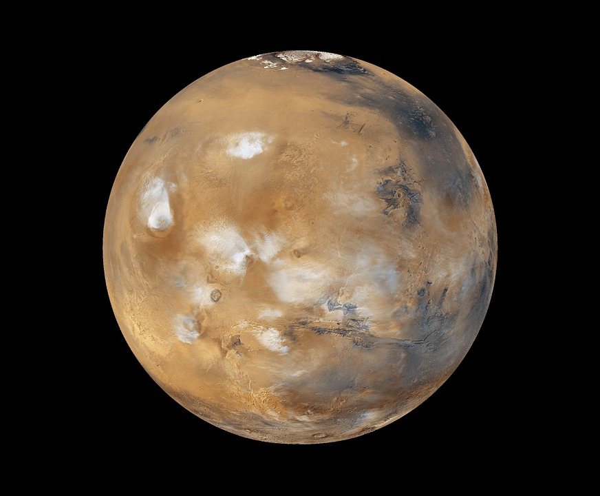 Mars – Why does it not have life?
