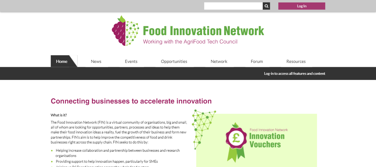 KTN Food Innovation Network